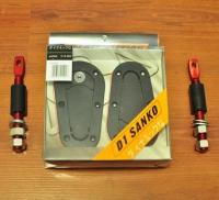 Замки капота D1 Sanko (с ключами)