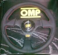 Спортивный руль OMP без выноса