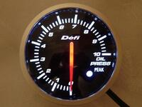 Defi Bf - Oil press (давление масла).