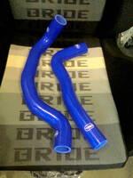 Патрубки радиатора JZX100 (синие)