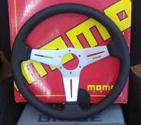 Спортивный руль MOMO (кожа) GT-5131