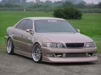 Body kit Traum (Chaser JZX 100)